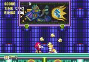 Super Tails - Sonic 3 & Knuckles - Hidden Palace Zone