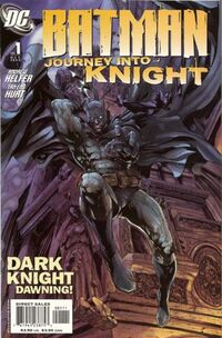 Batman Journey Into Knight 1