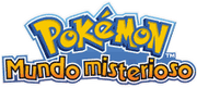 Logo Pokmon Mundo Misterioso