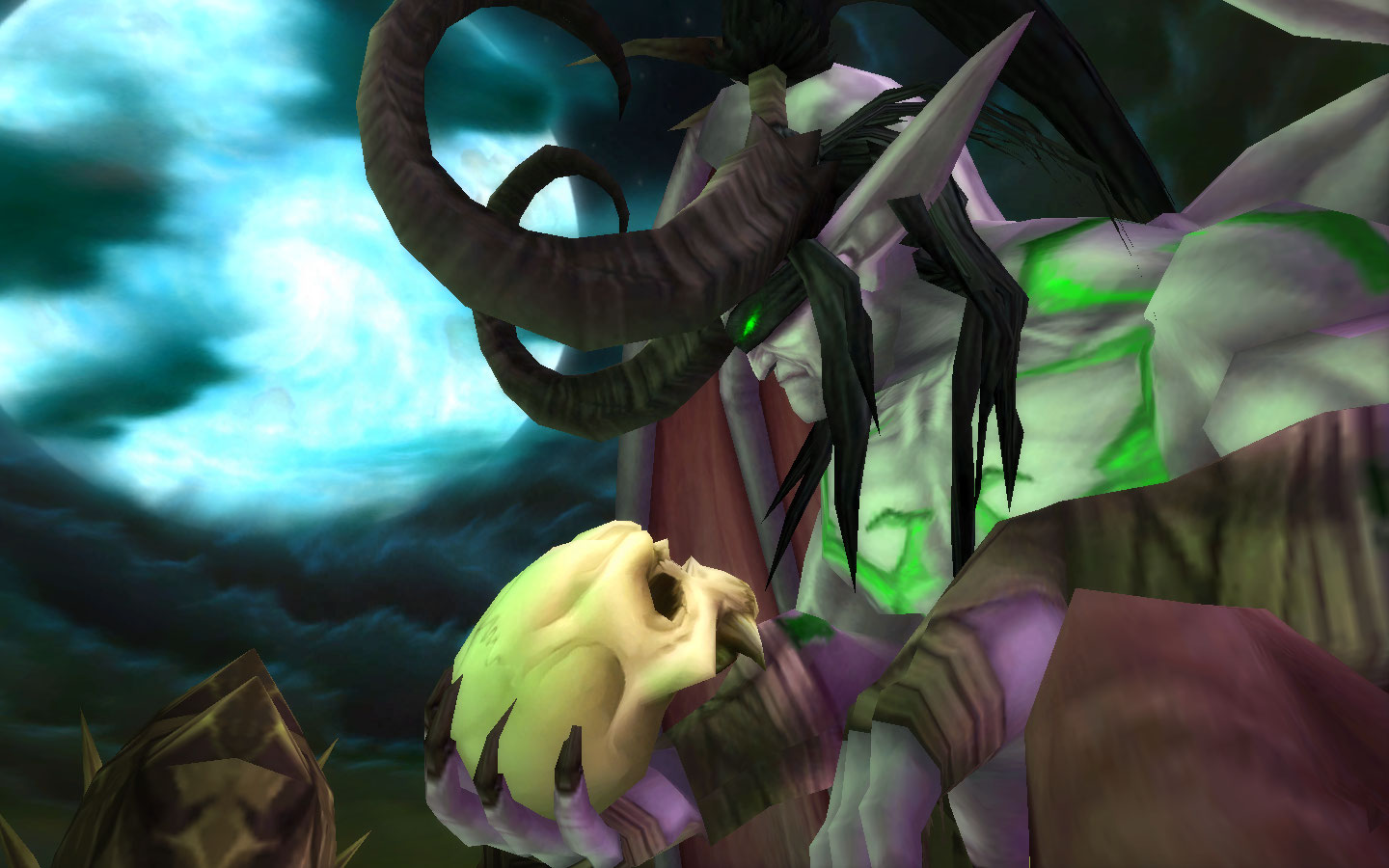 <b>Illidan Wallpaper</b>