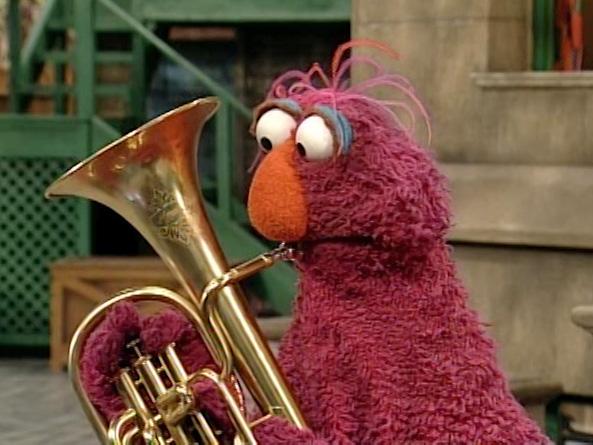 Telly Monster Muppet Wiki