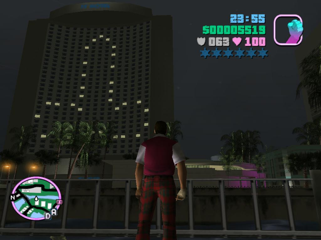 Vice City Map Properties GTA Vice City Asset Property