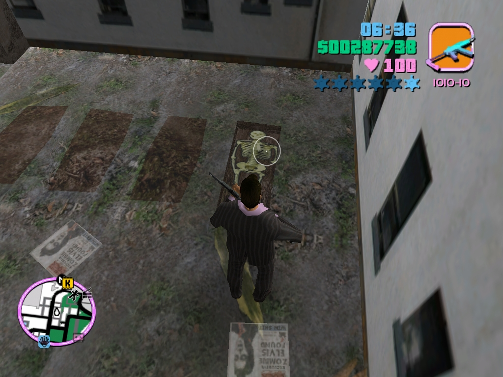 easter eggs de gta