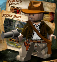 Indiana Jones (Gun)