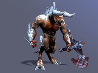 Erebus Minotaur