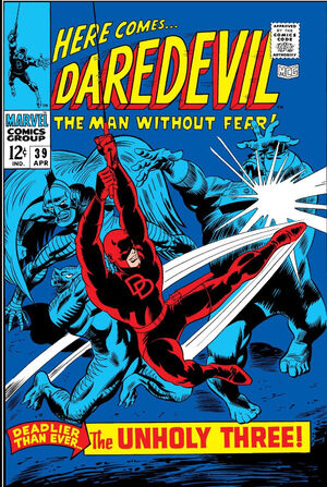 Daredevil Vol 1 39