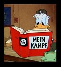 Donald nazi