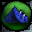 Powdered Lapis Lazuli Pea Icon