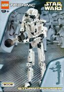 8008-2 Technic Stormtrooper