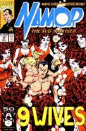 Namor the Sub-Mariner Vol 1 19