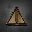 Halaetan Node Pyramid Icon
