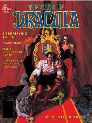 Tomb of Dracula Vol 2 5
