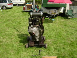 Armstrong Siddeley 6hp engine
