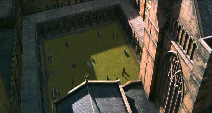 transfiguration harry potter. Transfiguration Courtyard