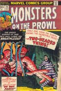 Monsters on the Prowl Vol 1 26