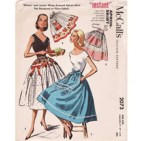 apron sewing pattern on Etsy, a global handmade and vintage