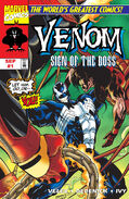 Venom Sign of the Boss Vol 1 1