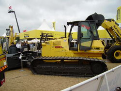 New Holland D150 bulldozer