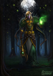 DarkElf Druid