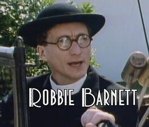 Robbie Barnett Net Worth