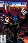 Morbius The Living Vampire Vol 1 30