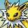 Cara de Jolteon