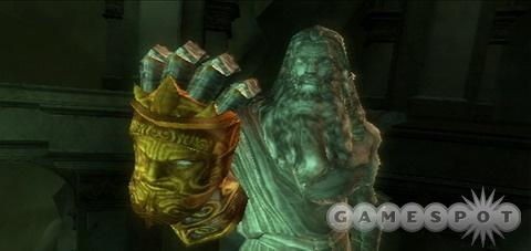 Statue of Zeus - God o...