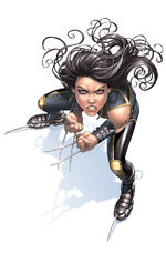 X-23 Target X Vol 1 1 Textless