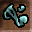 Mangled Dark Key Icon