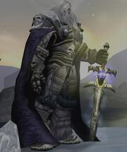 Arthas frostmourne