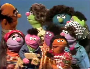 We Are Family Muppet Wiki