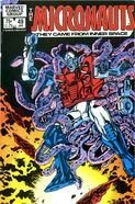 Micronauts Vol 1 49