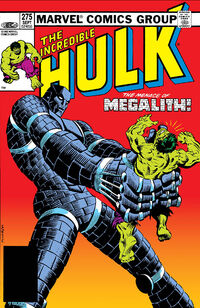 Incredible Hulk Vol 1 275