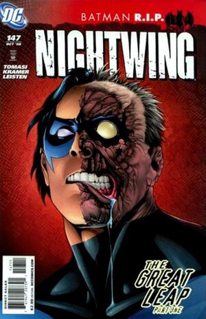 Cover for Nightwing #147