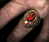 Rebel signet ring