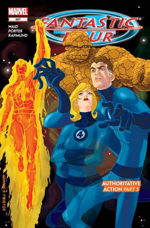Fantastic Four Vol 1 507
