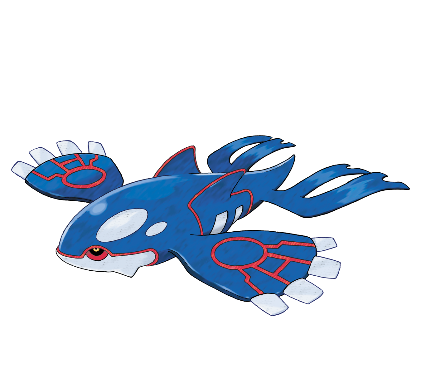 Wifi ubers (Peak 1444 top 100) Kyogre