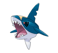Sharpedo