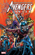 Avengers Finale Vol 1 1