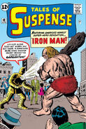 Tales of Suspense Vol 1 40
