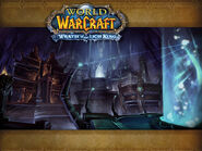 Ahn'kahet the Old Kingdom loading screen