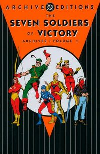 Seven Soldiers of Victory Archives Vol 1 1