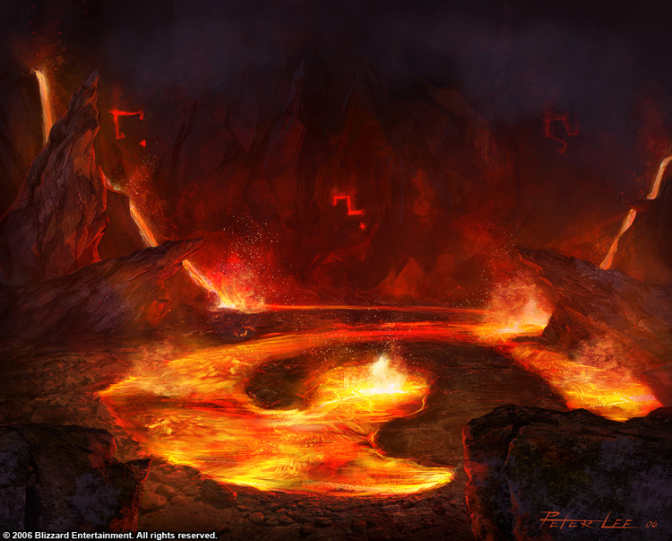 Molten Core - WoWWiki - Your guide to the World of Warcraft