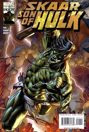 Skaar - Son of Hulk  300px-Skaar_Son_of_Hulk_Vol_1_1