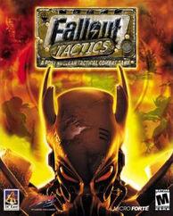 Fallout Tactics: Brotherhood of Steel Deutsche  Texte, Untertitel, Menüs, Videos, Stimmen / Sprachausgabe Cover