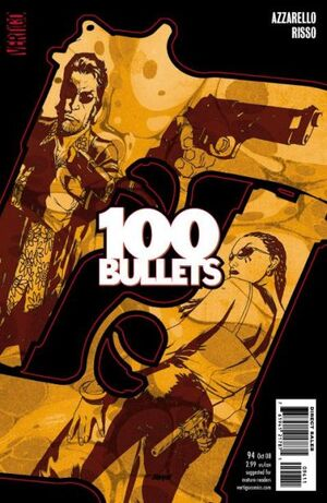 Cover for 100 Bullets #94