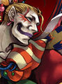 Kefka dissida artwork