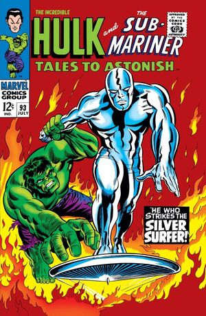 Tales to Astonish Vol 1 93
