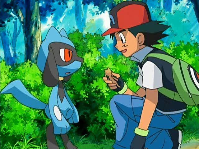 Riolu Pokemon