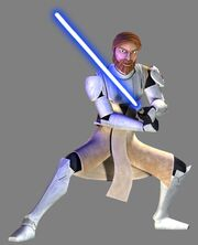 Kenobi Jedi armor